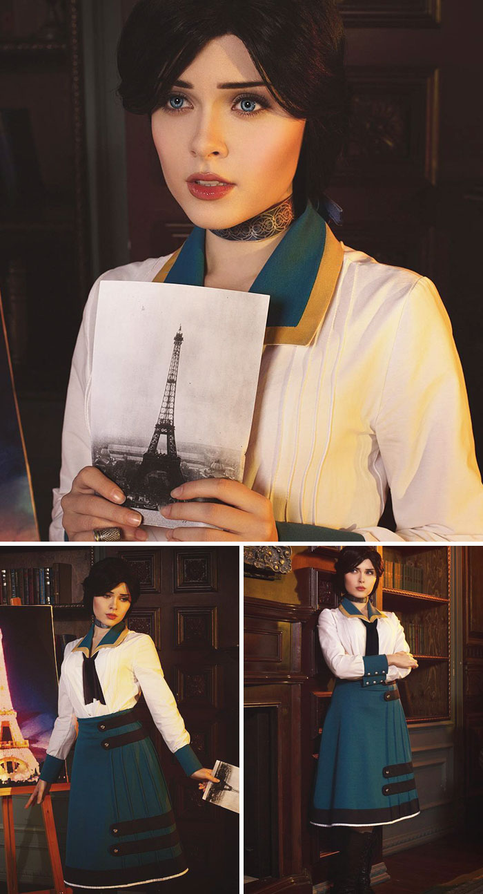 Young Elizabeth, Bioshock