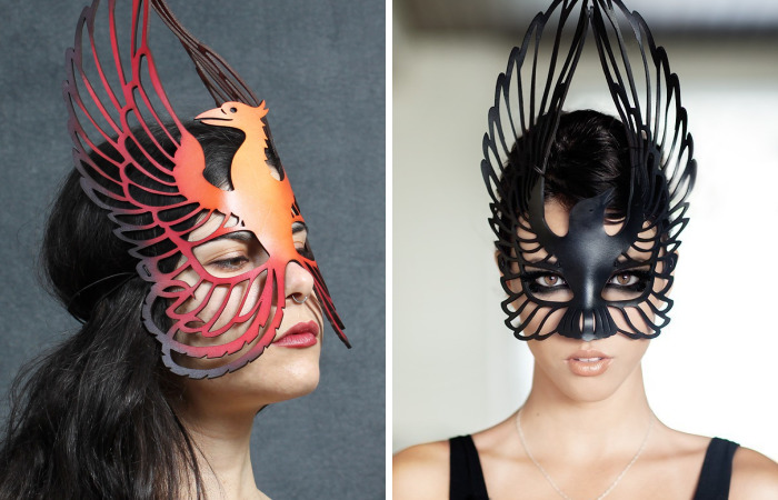 These 10 Handcrafted Masks Will Make You Invent Any Reason To Wear One