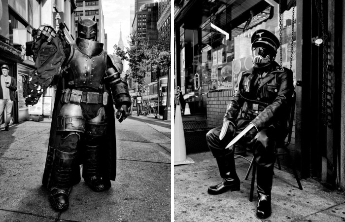 I Saw These Crime Fighters Take Over The Streets Of New York