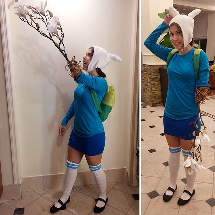 Amputee Adventure Time Costume