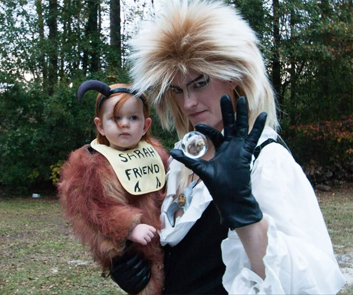 Goblin King And Daughter Ludo