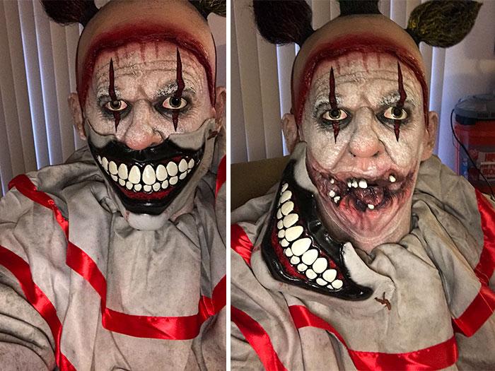 Twisty Halloween Costume