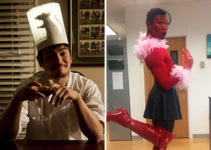 10+ Personas que llevaron los disfraces de Halloween a otro nivel