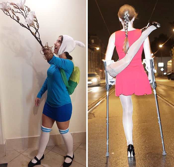 67 Times People With Disabilities Won Halloween With Their Awesome Sense Of Humor
