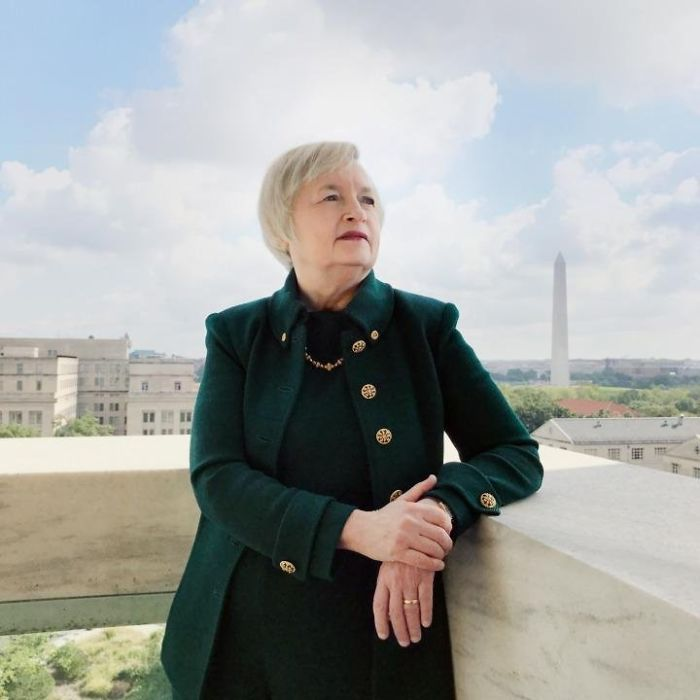 Janet Yellen - First Woman To Chair The Federal Reserve