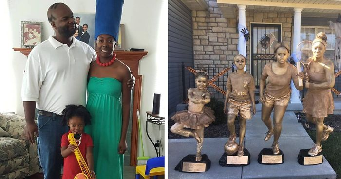 50 times families absolutely nailed their halloween costumes