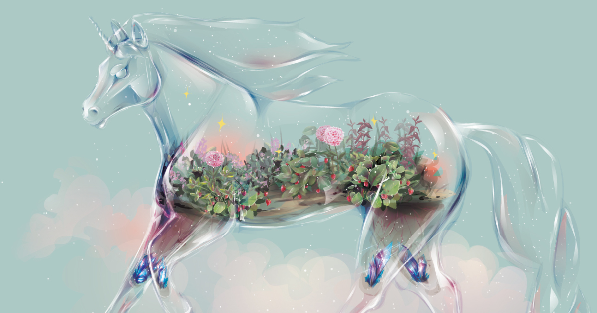 I Draw Animals As Beautiful Glass Terrariums Bored Panda