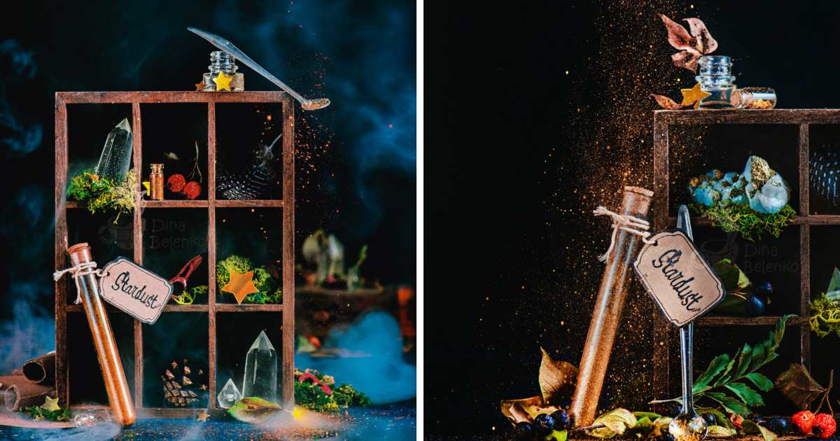 I Photograph Magical Stills With Stardust