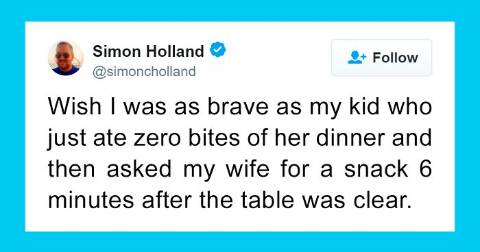 10+ Hilarious Tweets From Exasperated Parents Trying To Feed Their Kids At Mealtime
