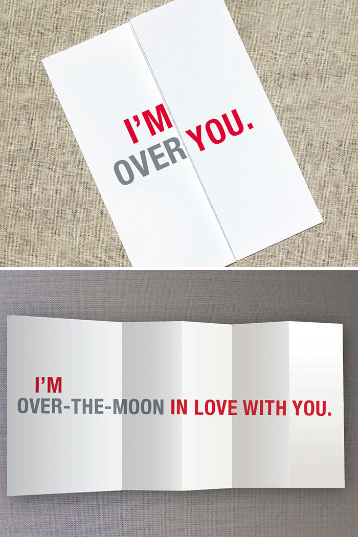 Unexpected Greeting Cards