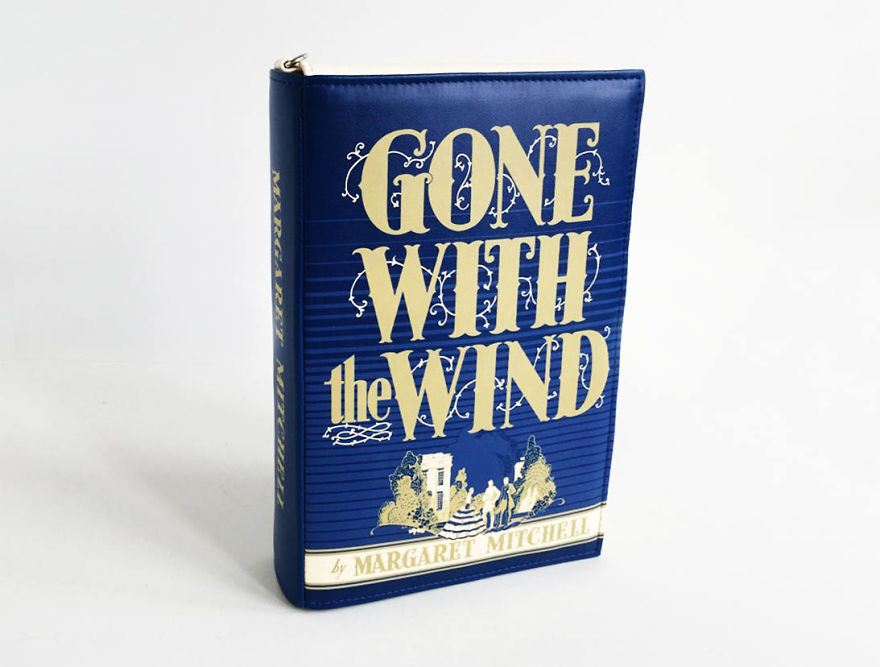 Gone With The Wind Book Bag