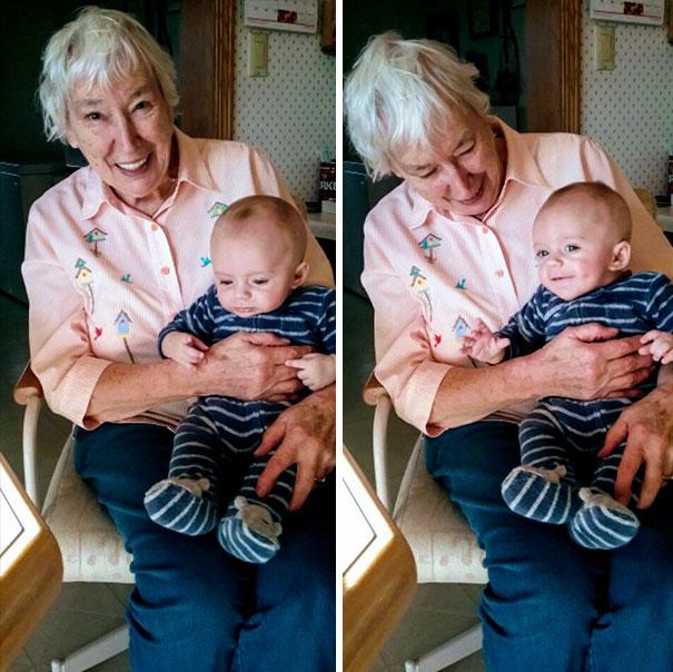 Pierce Brosnan Grandchildren