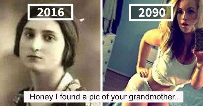 This Girl's Story About Her Great-Great Grandmother Reveals That People Were Always Naughty