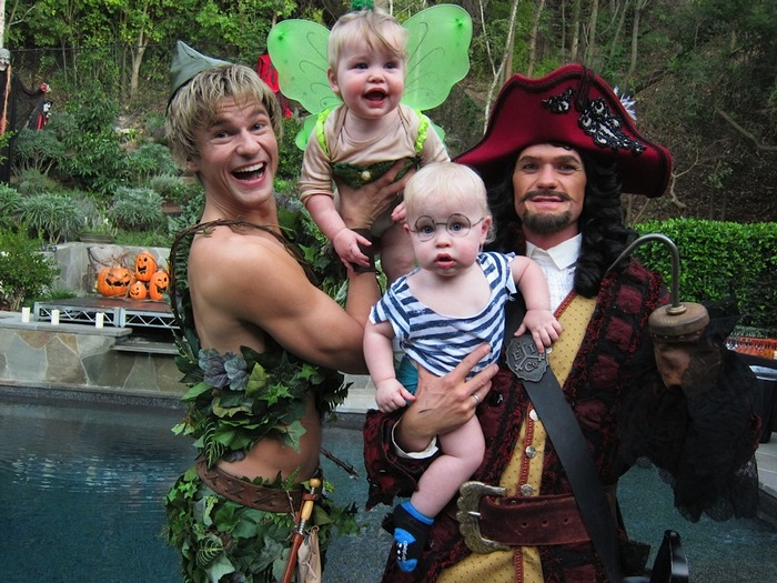halloween costumes family neil patrick harris 7