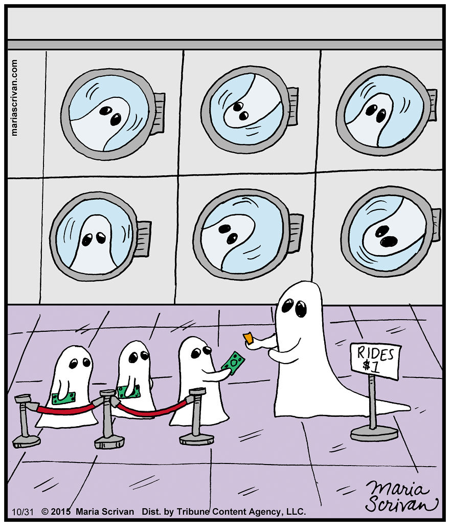 13 Halloween Comics For Candy Corn Day