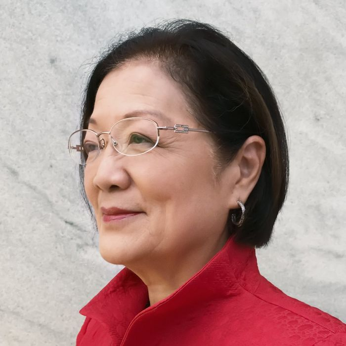 Mazie Hirono - First Asian-American Woman To Be Elected To The U.S. Senate