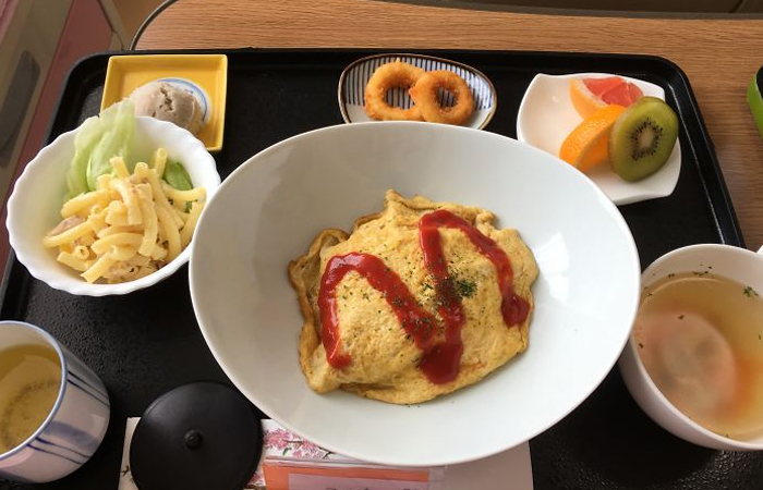 Woman Gives Birth In Japan, Shows What Food She Was Fed In The Hospital