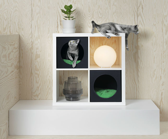 ikea cats dogs collection lurvig 15 59db1b1b43952  700 IKEA Just Launched a Pet Furniture Collection