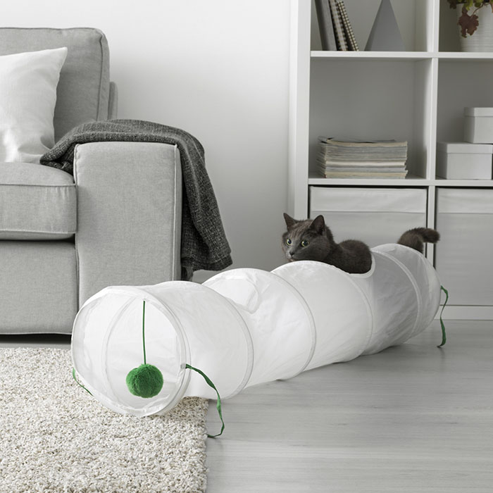 ikea cats dogs collection lurvig 8 59db1b0c4013b  700 IKEA Just Launched a Pet Furniture Collection