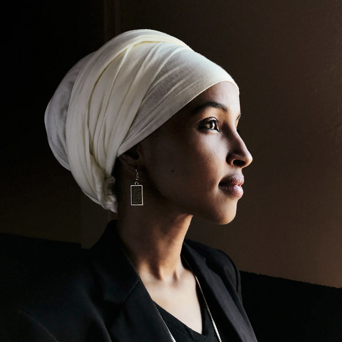 Ilhan Omar - First Somali-American Muslim Person To Become A Legislator