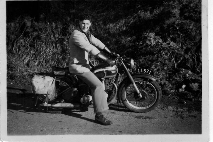 How Cool Is My Grandfather George