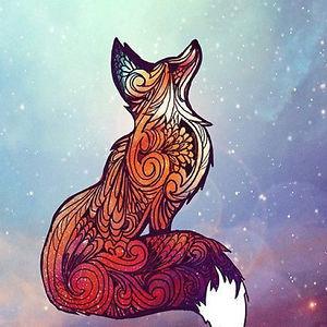 Cilantro The Fox