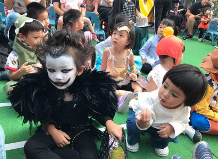 Taiwanese Kindergartner Who Won Last Year S Halloween With