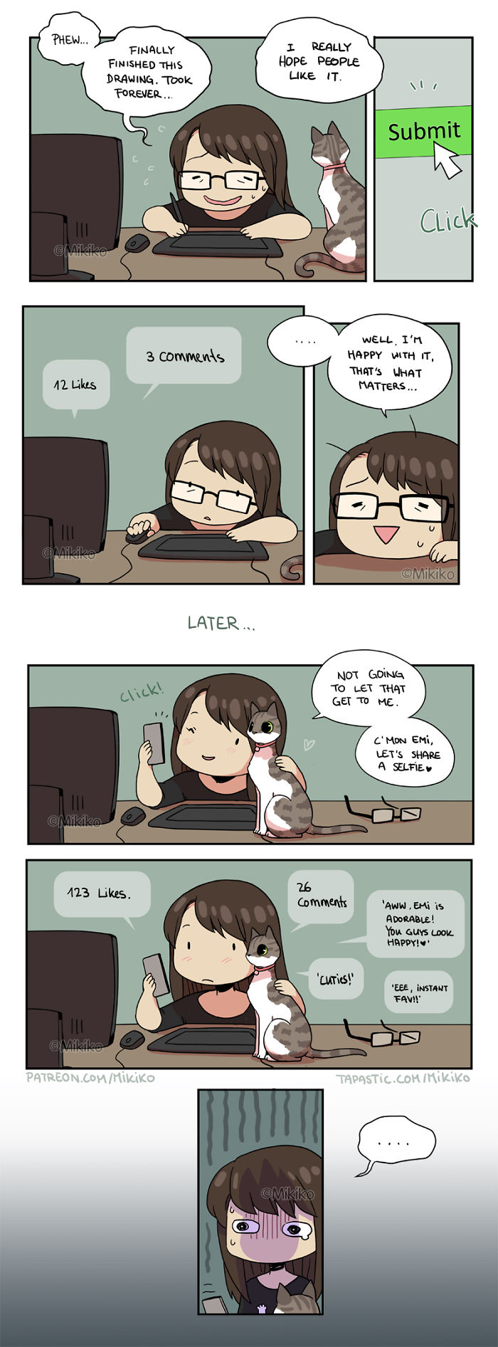 Artist-Life-Comics-Zombiesmile-Mikiko