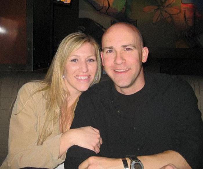 Los Angeles Fire Captain Mark Mccurdy Saved His Sister-In-Law, Jessi Presten, After She Was Shot And Carried Her Back To The Hotel Room