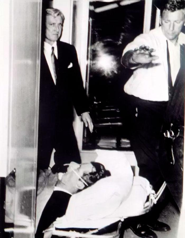 Robert F. Kennedy, 42, 1925-1968