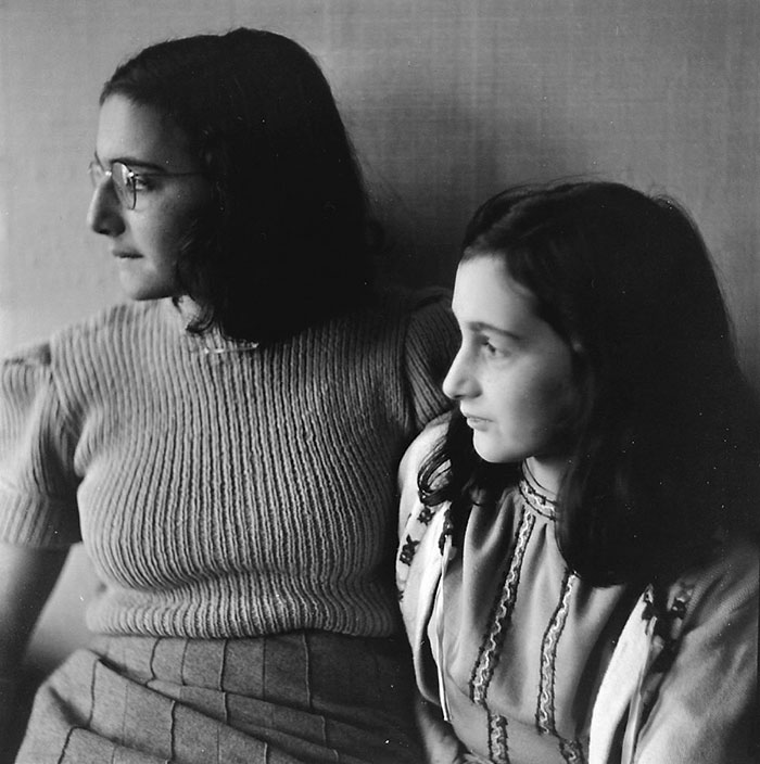 Anne Frank, 15, 1929-1945