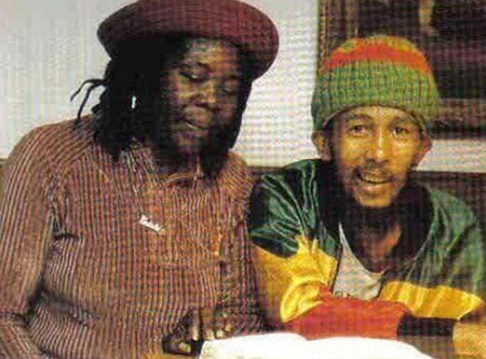 Bob Marley, 36, 1945-1981