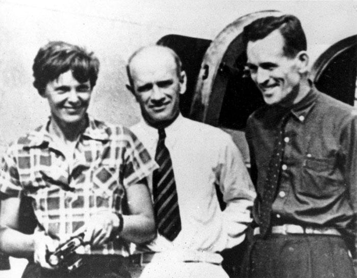 Amelia Earhart, 39, 1897-1937(1939)