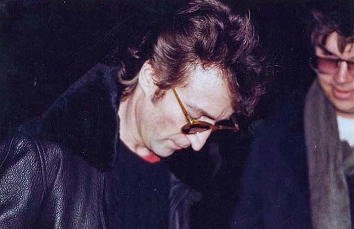 John Lennon, 40, 1940-1980