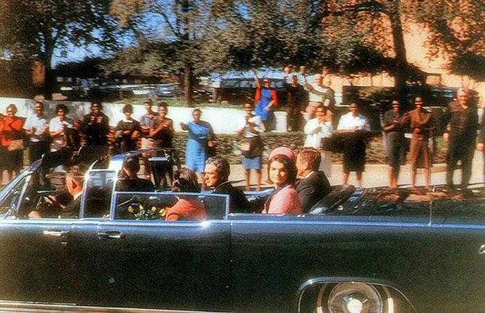 John F. Kennedy, 46, 1917-1963