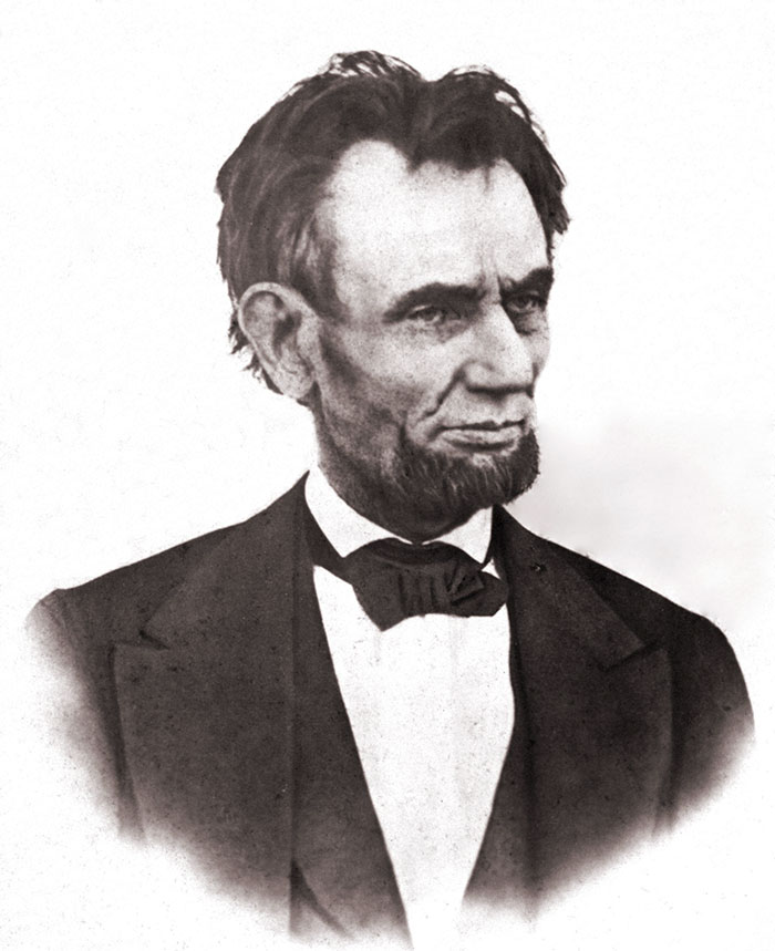 Abraham Lincoln, 56, 1809-1865