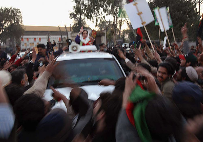 Benazir Bhutto, 54, 1953-2007