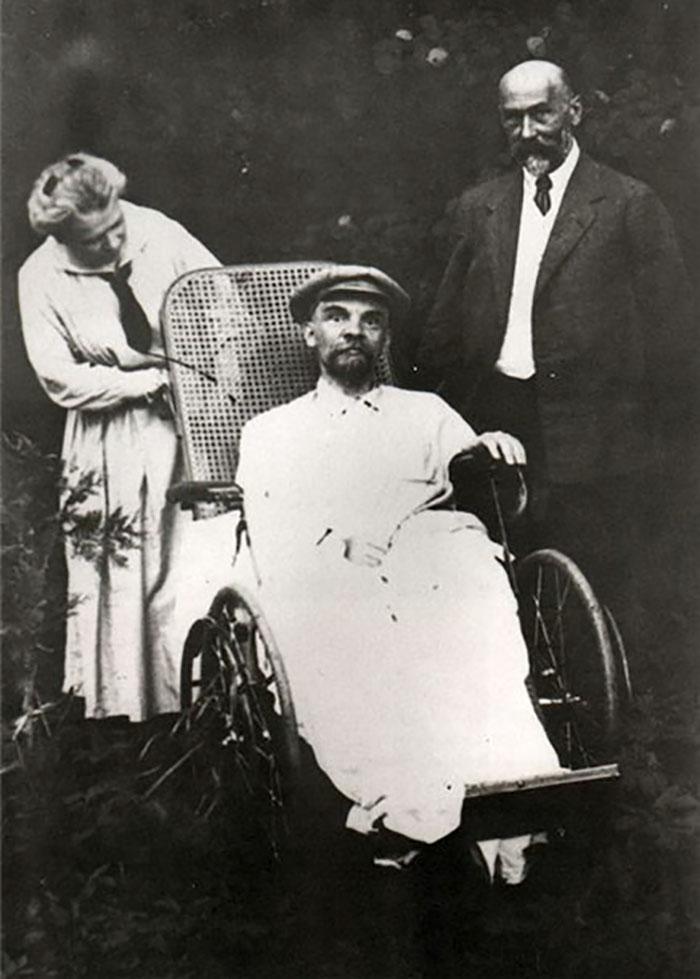 Vladimir Lenin, 53, 1870-1924