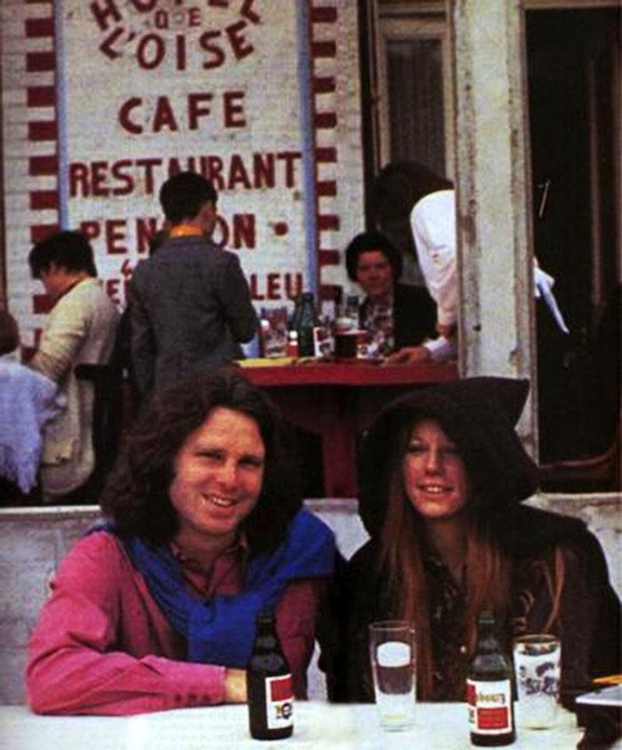 Jim Morrison, 27, 1943-1971