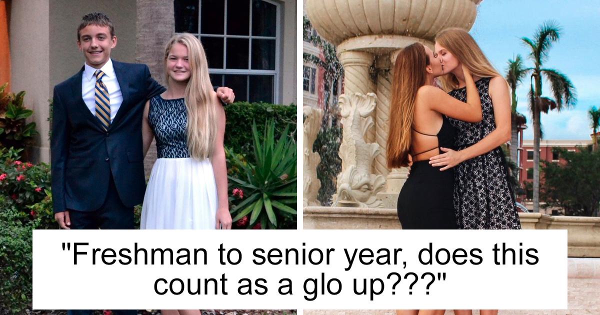 Freshman dating senior wrong side