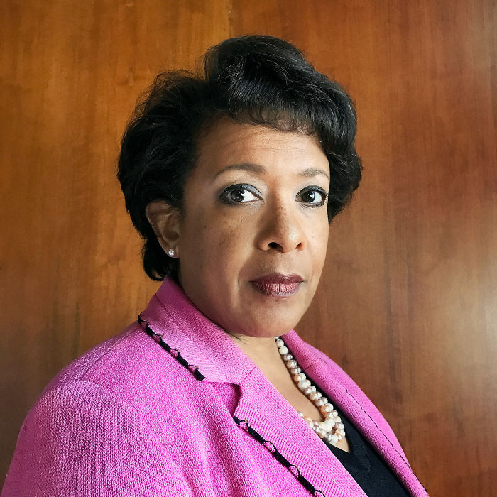 Loretta Lynch - First Black Woman To Become U.S. Attorney General