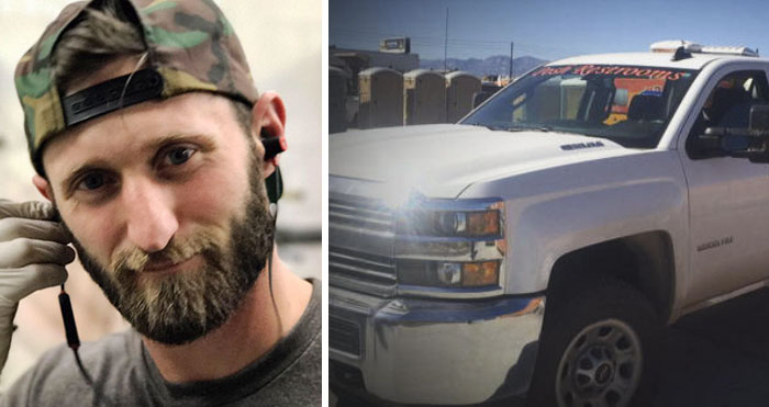Former Marine Who Stole A Truck To Save Vegas Shooting Victims Just Got This Message From The Car Owner