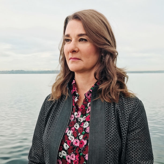 Melinda Gates - First Woman To Give Away More Than $40 Billion