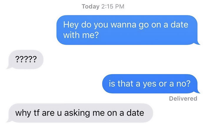 how to ask a girl on a date after vacation