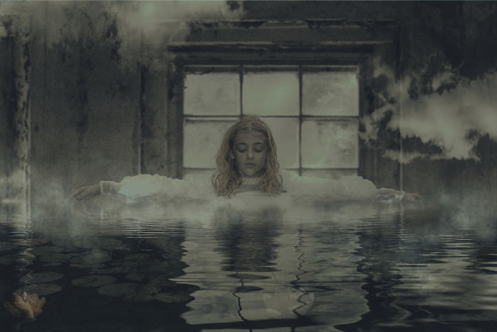 """My Photography Series """"The Resurrection Of Ophelia"""""""