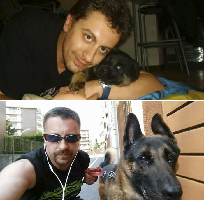 Me And Fen. The Day That I've Found Him And How Is Become Now