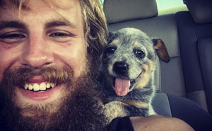 10+ Times People Met Their Dogs For The First Time, And The Looks On Their Faces Will Make Your Day