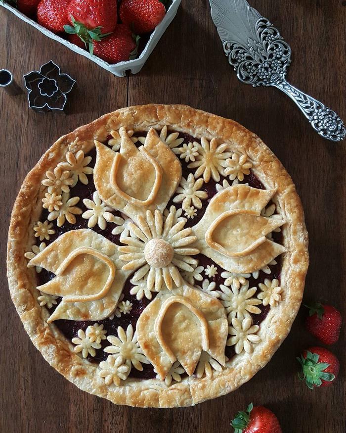 Pie Crust Design