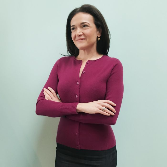 Sheryl Sandberg - First Woman To Become A Social-Media Billionaire