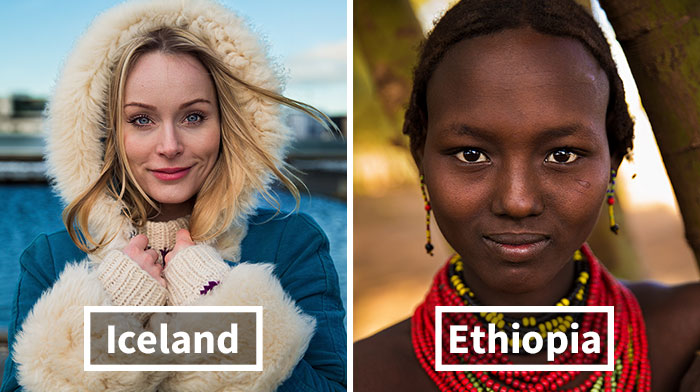 I Photographed Women In 60 Countries To Change The Way We See Beauty